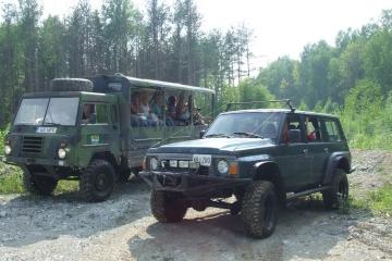 karjäärisafari metsatakso